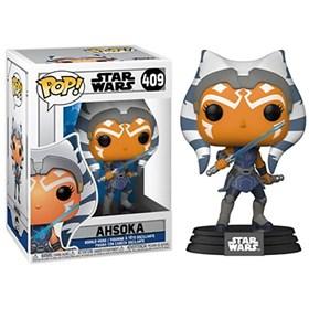 Funko Pop Ahsoka #409 - Clone Wars - Star Wars