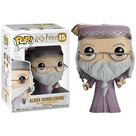 Funko Pop Albus Dumbledore #15 - Harry Potter - Movies