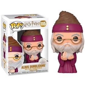 Funko Pop Albus Dumbledore with Baby Harry #115 - Harry Potter