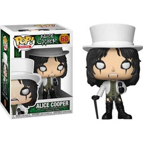 Funko Pop Alice Cooper #68 - Pop! Rocks
