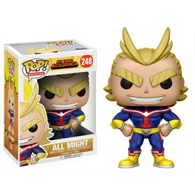 Funko Pop All Might #248 - Boku no Hero - My Hero Academia