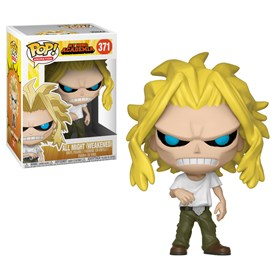 Funko Pop All Might Weakened #371 - Boku no Hero - My Hero Academia
