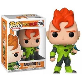 Funko Pop Android 16 #708 - Dragon Ball Z