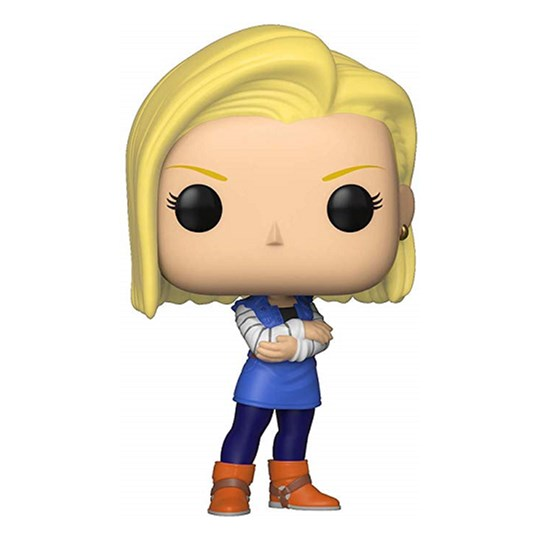 Funko Pop Android 18 #530 - Dragon Ball Z