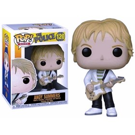Funko Pop Andy Summers #120 - The Police