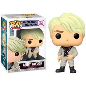 Funko Pop Andy Taylor #127 - Pop Rocks! Duran Duran