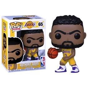 Funko Pop Anthony Davis #65 - Los Angeles Lakers - NBA