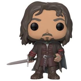 Funko Pop Aragorn #531 - O Senhor Dos Anéis - Lord of the Rings