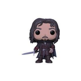 Funko Pop Aragorn #531 O Senhor dos Anéis Lord of the Rings
