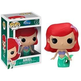 Funko Pop Ariel #27 - A Pequena Sereia - Disney