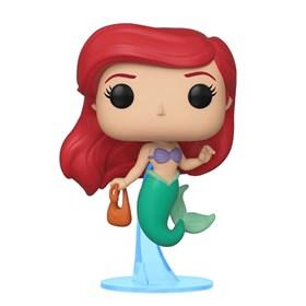 Funko Pop Ariel with Bag #563 - Pequena Sereia - Disney