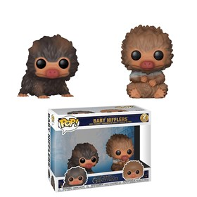 Funko Pop Baby Niffler 2 Pack #2 - Animais Fantásticos - Harry Potter