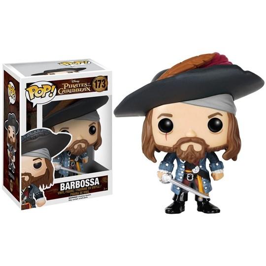 Funko Pop Barbossa #173 - Piratas Do Caribe