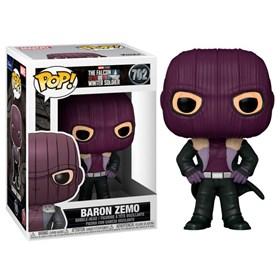 Funko Pop Baron Zemo #702 - Falcão e o Soldado Invernal - Marvel
