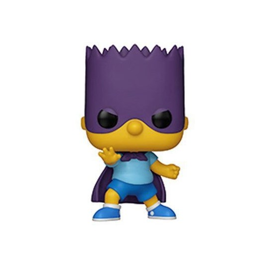 Funko Pop Bartman #503 - Simpsons