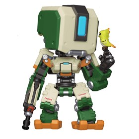 Funko Pop Bastion #489 - Super Sized 15 Cm - Overwatch - Games
