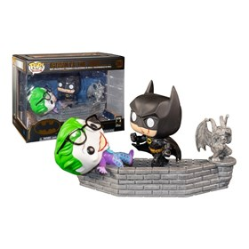 Funko Pop Batman vs Joker #280 - Movie Moments 1989 80th Anniversary - DC - Heroes