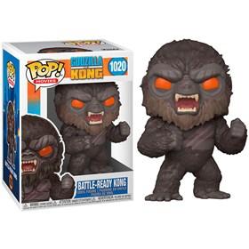 Funko Pop Battle-Ready Kong #1020 - Godzilla vs Kong