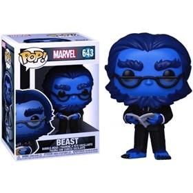 Funko Pop Beast Fera #643 - X-Men 20th Anniversary - Marvel