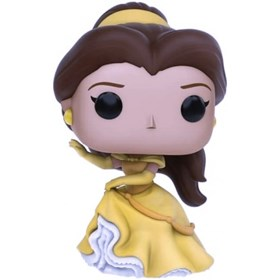 Funko Pop Belle Bela #221 - Beauty and the Beast - A Bela e a Fera - Disney