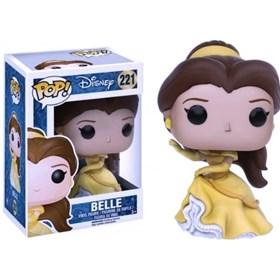 Funko Pop Belle Bela #221 - Beauty and the Beast - A Bela e a Fera - Disney