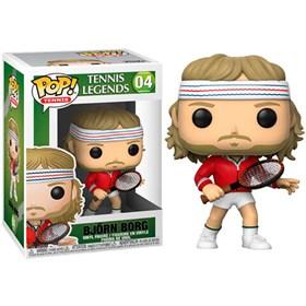 Funko Pop Bjorn Borg #04 - Tennis Legends