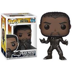 Funko Pop Black Panther #273 - Pantera Negra - Marvel