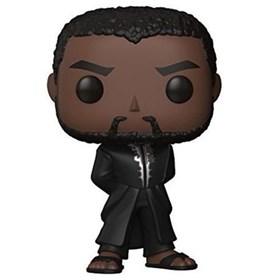 Funko Pop Black Panther Black Robe #351 - Pantera Negra - Marvel