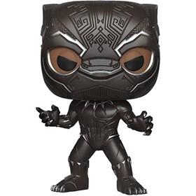 Funko Pop Black Panther Chase Edition #273 - Pantera Negra - Marvel