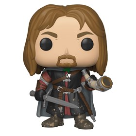 Funko Pop Boromir #630 - O Senhor dos Anéis - Lord of the Rings