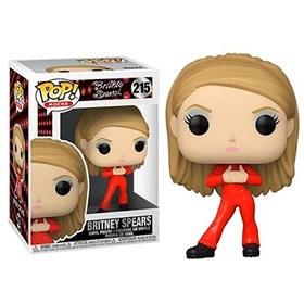 Funko Pop Britney Spears #215 - Catsuit - Pop Rocks!
