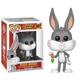 Funko Pop Bugs Bunny #307 - Pernalonga - Looney Tunes
