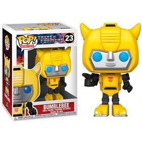 Funko Pop Bumblebee #23 - Transformers - Pop Retro Toys