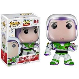 Funko Pop Buzz Lightyear #169 - Toy Story - Disney