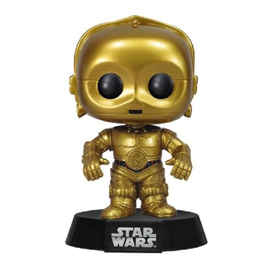 Funko Pop C-3PO #13 - Star Wars