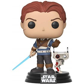 Funko Pop Cal Kestis with BD-1 #337 - Jedi Fallen Order - Star Wars