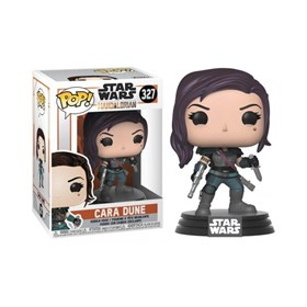 Funko Pop Cara Dune #327 - The Mandalorian - Star Wars