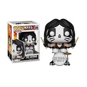 Funko Pop Catman #124 - Peter Criss Kiss - Rocks