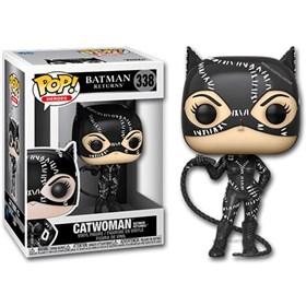 Funko Pop Catwoman #338 - Mulher-Gato - Batman Returns - DC Comics