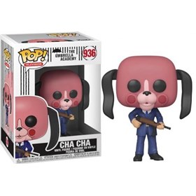 Funko Pop Cha Cha #936 - Umbrella Academy