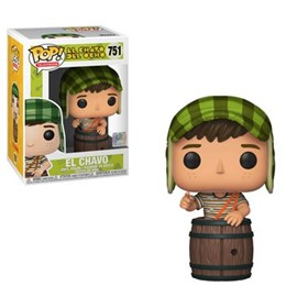 Funko Pop Chaves #751 - El Chavo - Chaves
