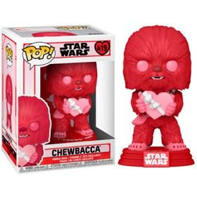 Funko Pop Chewbacca #419 - Valentine Series - Dia dos Namorados - Star Wars