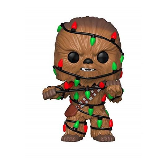 Funko Pop Chewbacca Holiday #278 - Star Wars - Disney