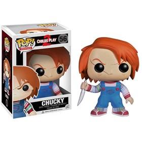 Funko Pop Chucky #56 - O Boneco Assassino - Child's Play 2