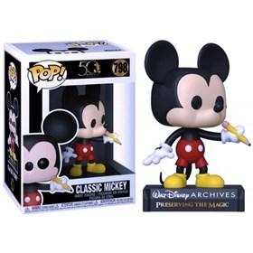 Funko Pop Classic Mickey #798 - Archives - Disney