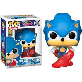 Funko Pop Classic Sonic #632 - Sonic The Hedgehog