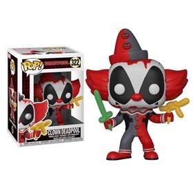 Funko Pop Clown Deadpool #322 - Deadpool Parody - Marvel