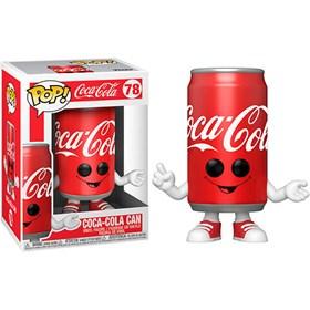 Funko Pop Coca-Cola Can - Lata da Coca-Cola #78 - Coca-Cola - Pop Ad Icons!