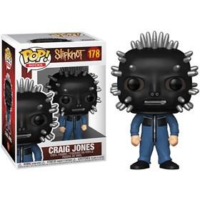 Funko Pop Craig Jones #178 - Slipknot - Pop Rocks!