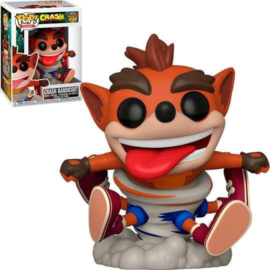 Funko Pop Crash Bandicoot #532 - Games